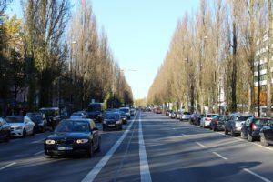 Leopoldstreet Munich