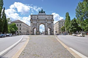 Siegestor in Munich